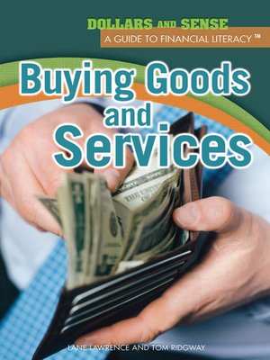 cover image of Buying Goods and Services